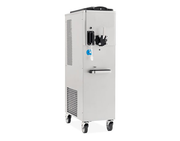 Smach EFE 2000 AS   Soft Serve Ice Cream Machine / Mobile with Tank Agitator 44x85x148 cm