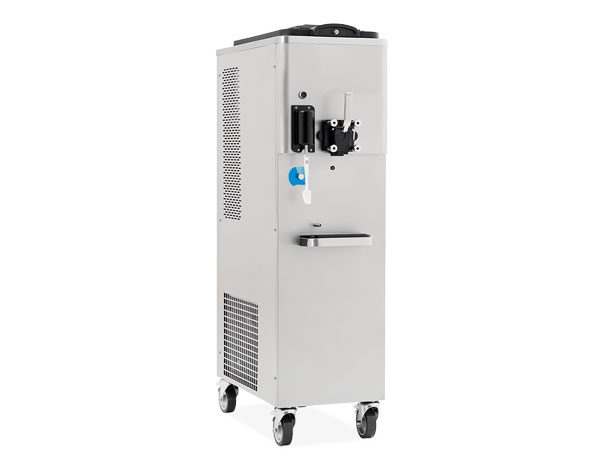 Smach EFE 2000 APS   Soft Serve Ice Cream Machine / Mobile with Tank Agitator 44x85x148 cm