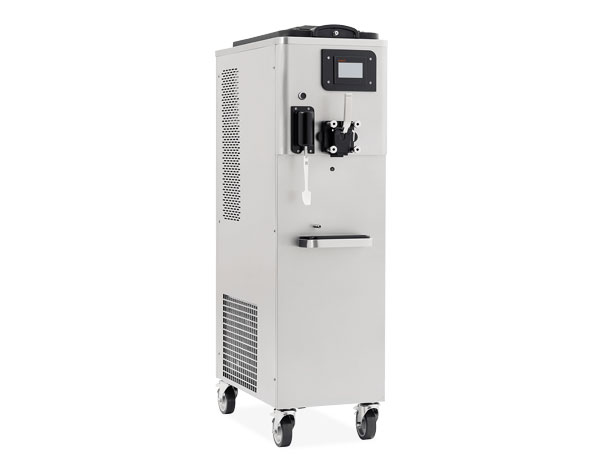Smach EFE 2000 APSHT   Soft Serve Ice Cream Machine / Mobile with Tank Agitator & Heat Treatment 44x85x148 cm