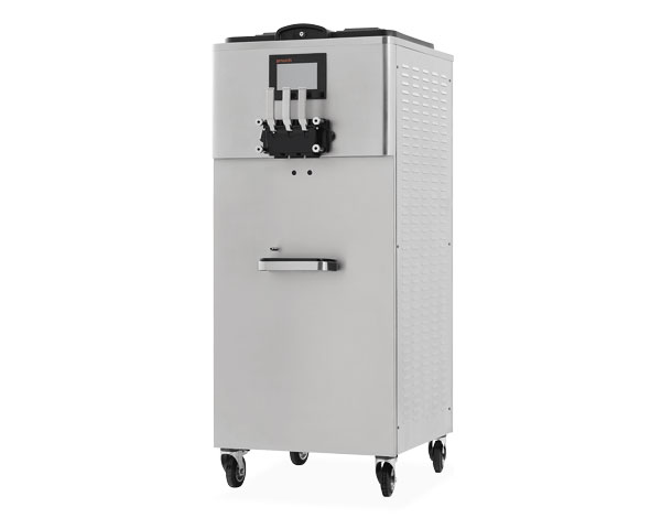 Smach EFE 4000 APHT   Soft Serve Ice Cream Machine / Mobile with Tank Agitator & Heat Treatment 70x72x160 cm