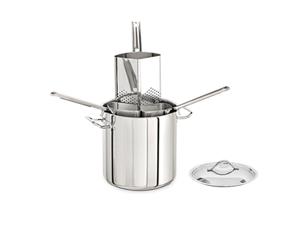 KAPP 36314026   Pasta Colander Set (4 Colanders) / Stainless Steel 40x25 cm