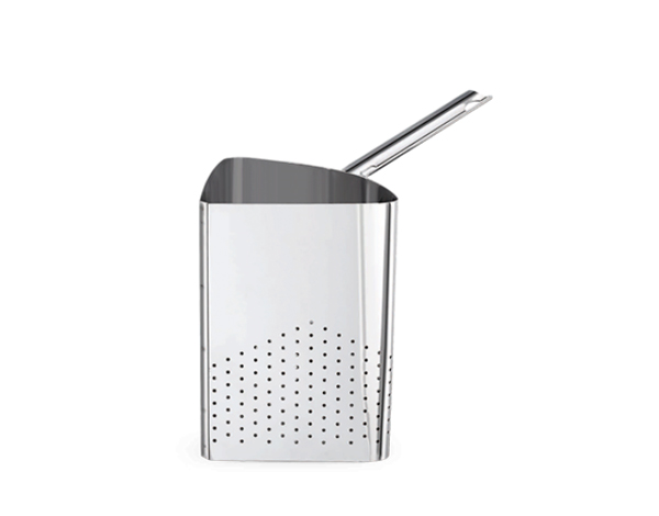 KAPP 36304026   1/4 Segment Pasta Colander / Stainless Steel 40x25 cm