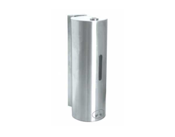 Yiber Yibtech FSR 1000D   Hand Disinfectant Dispenser / Stainless Steel Ø9x11x28.5 cm