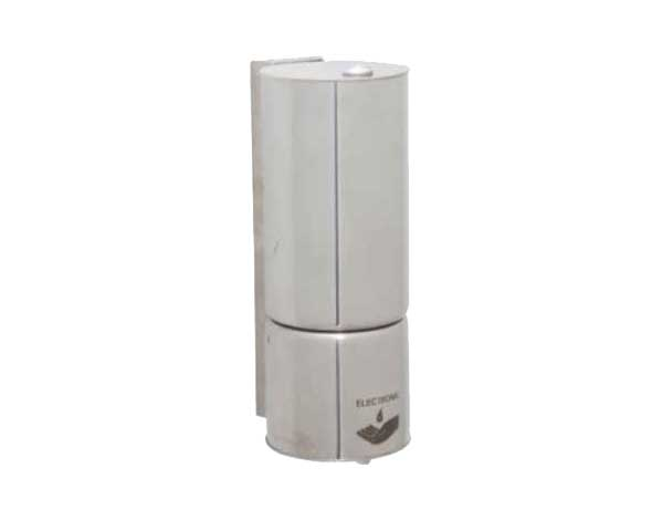 Yiber Yibtech FS 1000   Hand Disinfectant Dispenser / Stainless Steel Ø9.5 cm H:24.5 cm