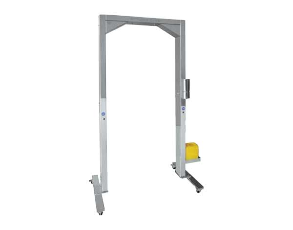 Yiber Yibtech HGN 210   Full Body Disinfectant Gate / Stainless Steel 220x90x16 cm