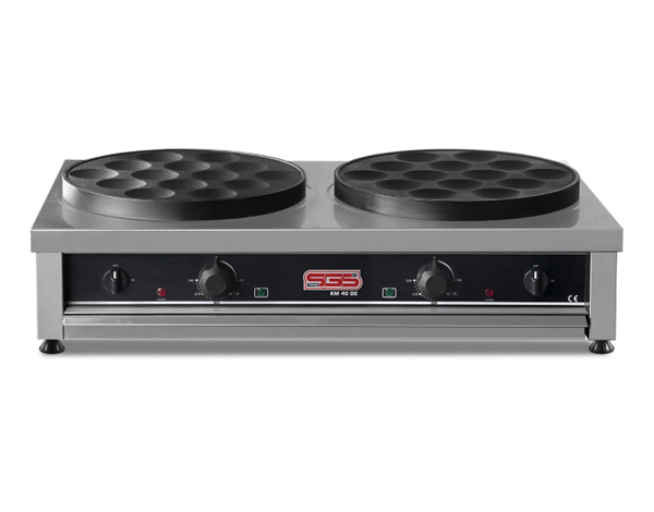 SGS PC 40 DE   Pancake Machine / Stainless Steel 90x50x22 cm