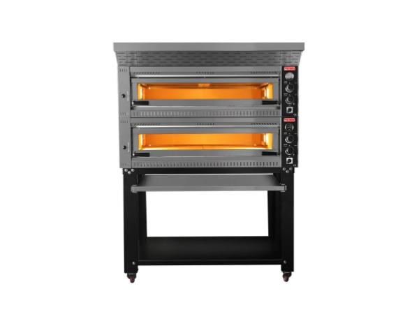 SGS POPROFI 10570DE   Professional Pizza Oven / Painted Metal 135x95x181 cm