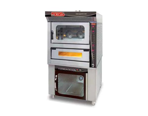 SGS PO COMBI 4+4   Combi Oven / Stainless Steel 100x115x120 cm
