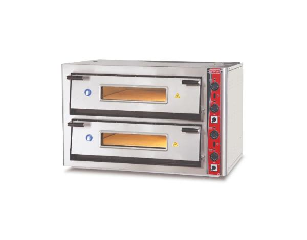 SGS PO 6292DE   Pizza Oven / Painted Metal 87x114x78 cm
