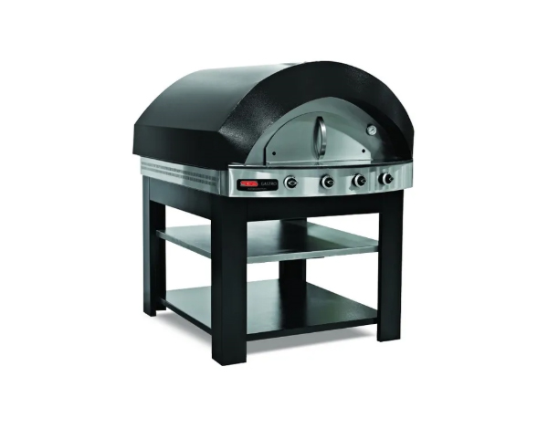 SGS PFG1   Gas Pizza Oven / Painted Metal 127x150x173 cm