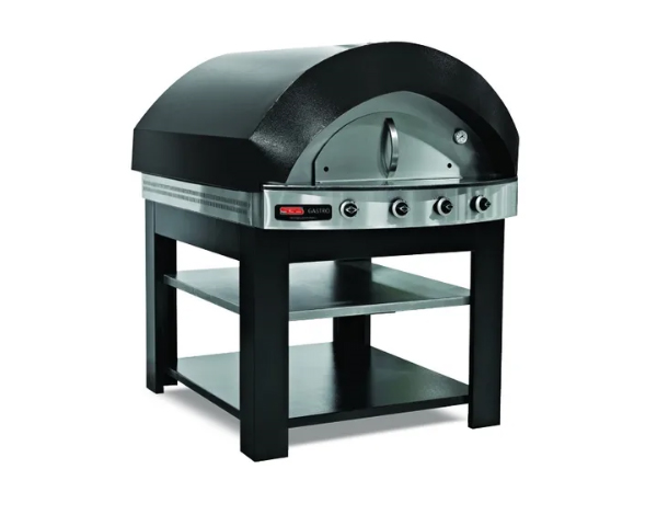 SGS PFG2   Gas Pizza Oven / Painted Metal 127x175x173 cm