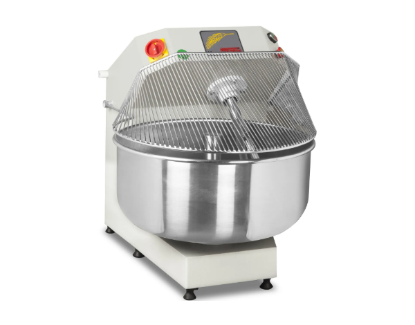 SGS KDM 120   Kneader Mixer / Stainless Steel 75x38 cm