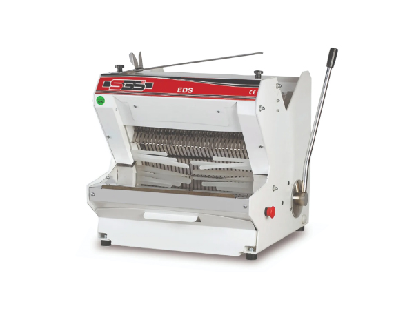 SGS EDS   Bread Slicer Machine / Painted Metal 65x65x70 cm