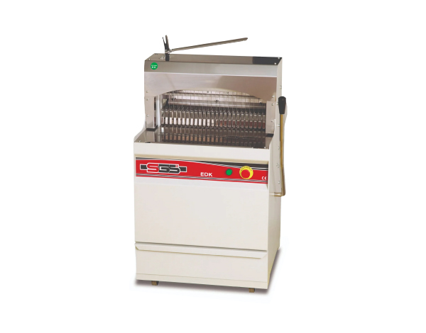 SGS ED 01   Bread Slicer Machine / Painted Metal 65x72x110 cm