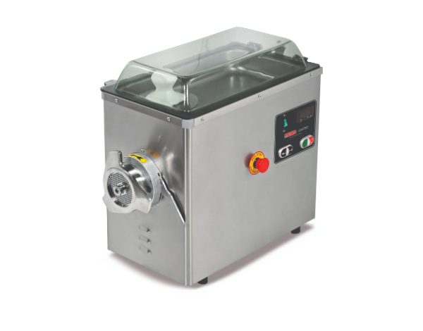 SGS EM 22 09 S   Refrigerated Meat Mincer / Stainless Steel 67x34x56.5 cm