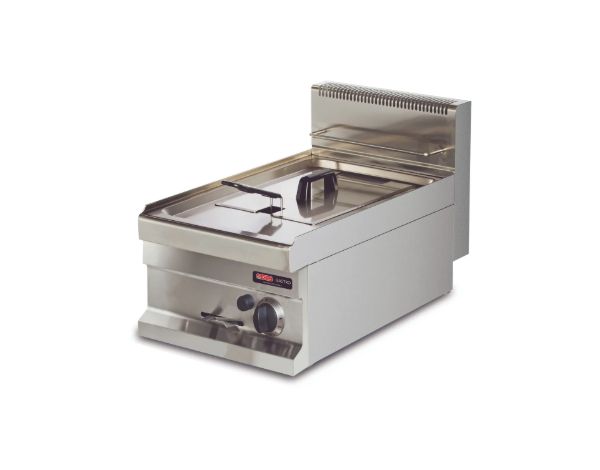 SGS GF604   Deep Fat Fryer / Stainless Steel 40x60x26.5 cm