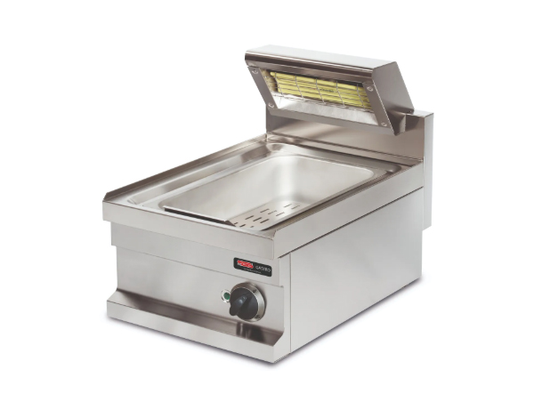 SGS EPS604   Chips Scuttle / Stainless Steel 40x60x26.5 cm