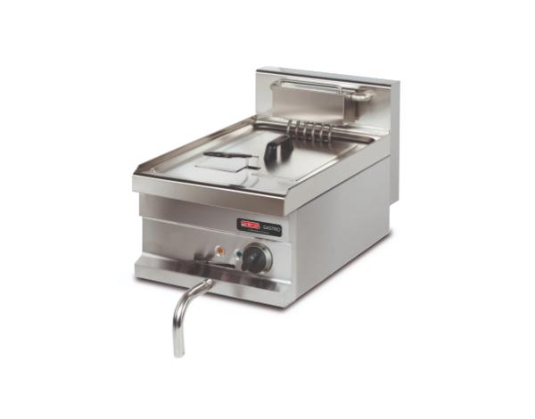 SGS EF711S   Deep Fat Fryer / Stainless Steel 40x70x29 cm