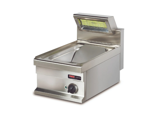 SGS EPC711S   Chips Scuttle / Stainless Steel 40x70x29 cm