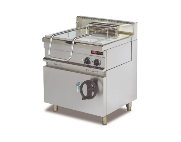 SGS EP722   Tilting Pan / Stainless Steel 80x70x90 cm