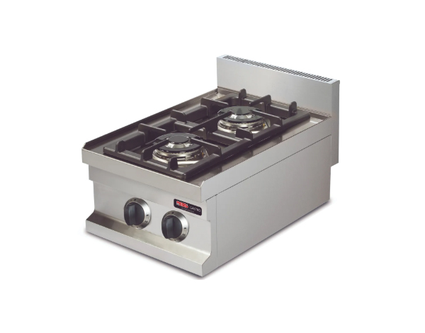 SGS GC604   Cooker / Stainless Steel 40x60x26.5 cm