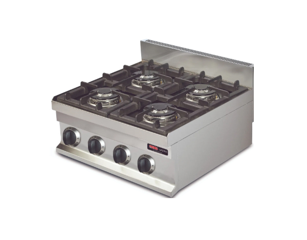 SGS GC606   Cooker / Stainless Steel 60x60x26.5 cm