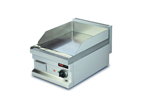 SGS EG604   Fry Top / Stainless Steel 40x60x26.5 cm