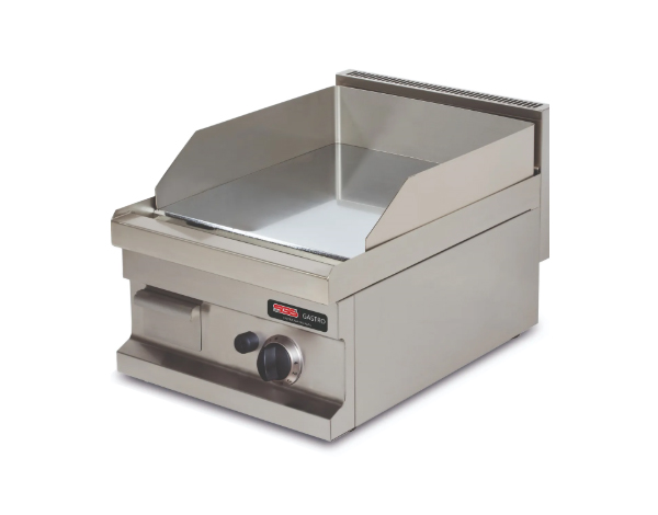 SGS GG604   Fry Top / Stainless Steel 40x60x26.5 cm