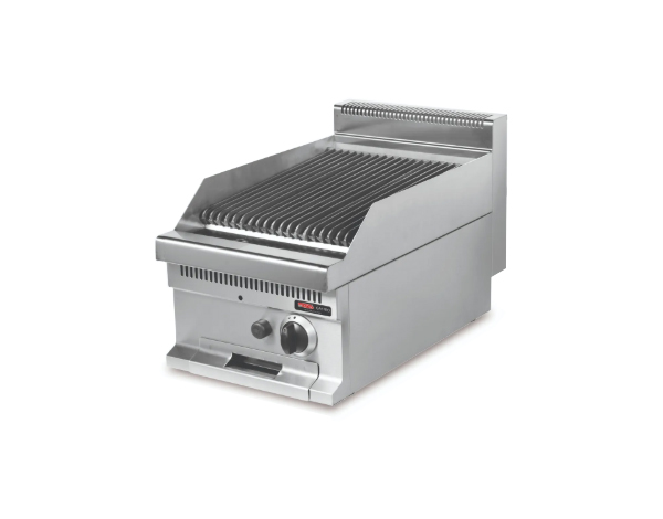 SGS GW604   Vapour Grill / Stainless Steel 40x60x26.5 cm