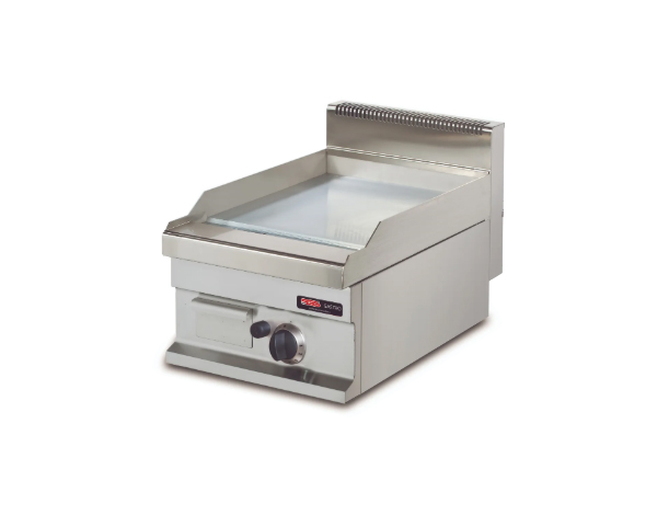 SGS GG711S   Fry Top / Stainless Steel 40x70x29 cm