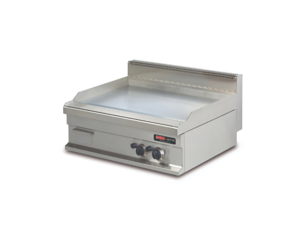 SGS GG721S   Fry Top / Stainless Steel 80x70x29 cm