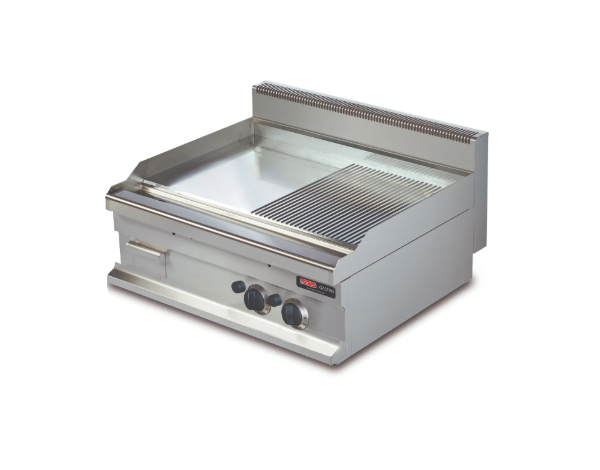 SGS GG721SGS   Fry Top / Stainless Steel 80x70x29 cm