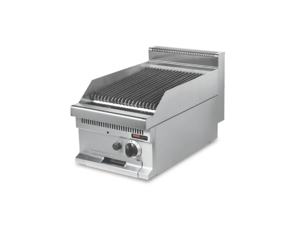 SGS GW711S   Fry Top / Stainless Steel 40x70x29 cm