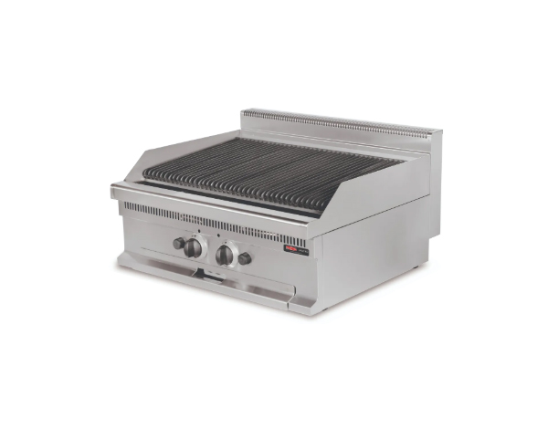 SGS GW721S   Fry Top / Stainless Steel 80x70x29 cm
