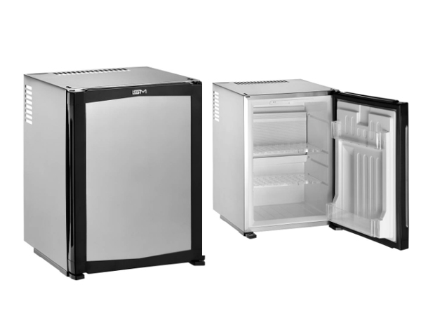 ISM Unique SM407   Minibar 1 / Stainless Steel 457x441x566 mm