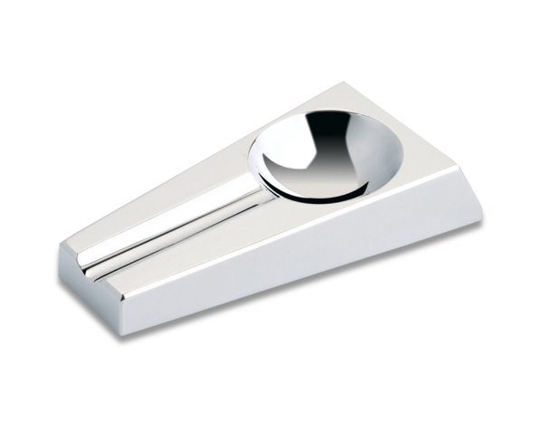 Hisar Platin   Ash Tray for Cigars / Stainless Steel