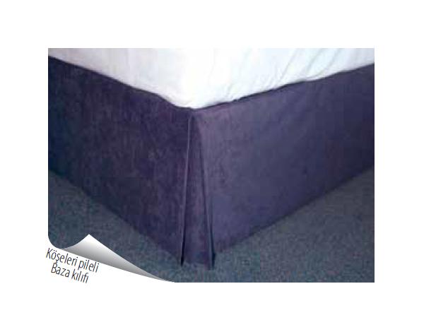 DK Textile Pleated Corner   Box Cover / Fabric
