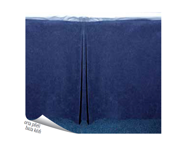 DK Textile Middle Pleat   Box Cover / Fabric