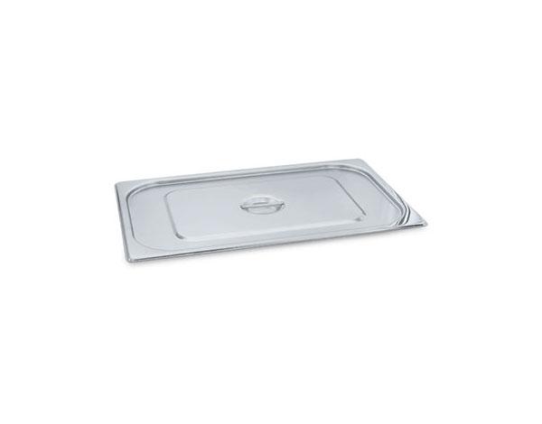 KAPP 31921530   2/1 Standart Gastronom Pan Lid /  Stainless Steel 650x530 mm