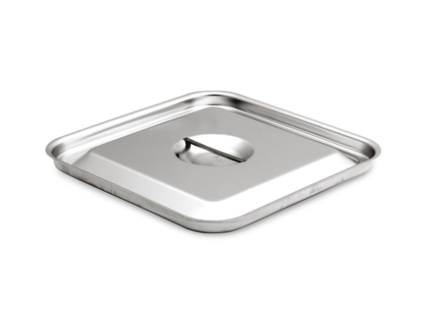KAPP  31622300   A Container Lid / Stainless Steel 240x240 mm