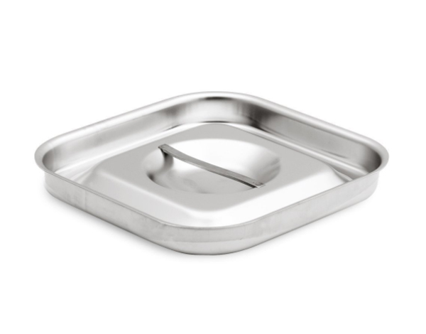 KAPP 31611300   B Container Lid / Stainless Steel 155x105 mm