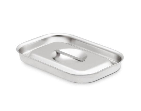 KAPP 31610300    C Container Lid / Stainless Steel 155x105 mm