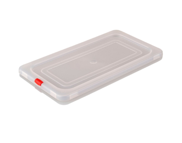 KAPP 46020011   1/1 Storage Container Pan Lid / Polypropylene 530x325 mm