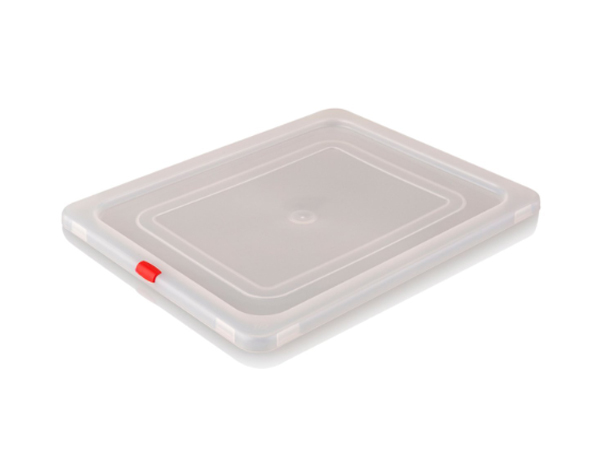 KAPP 46020012   1/2 Storage Container Pan Lid / Polypropylene 325x265 mm