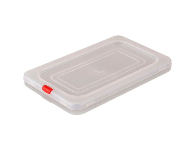 KAPP 46020013   1/3 Storage Container Pan Lid / Polypropylene 325x176 mm