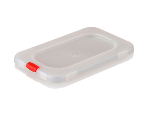 KAPP 46020016   1/6 Storage Container Pan Lid / Polypropylene 176x162 mm