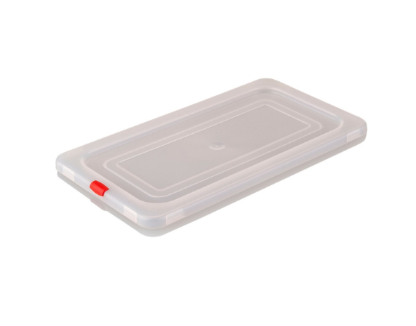 KAPP 46020019   1/9 Storage Container Pan Lid / Polypropylene 176x108 mm