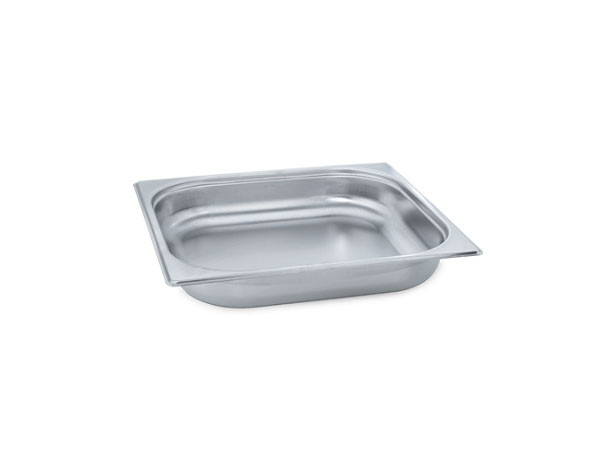 KAPP 31011020   1/1 Gastronom Pan / Stainless Steel 530x325x20 mm