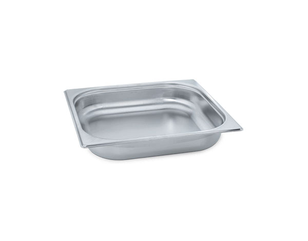 KAPP 31012040   1/2 Gastronom Pan / Stainless Steel 325x265x40 mm