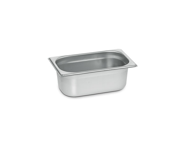 KAPP 31013020   1/3 Gastronom Pan / Stainless Steel 325x176x20 mm